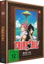 Fairy Tail - TV-Serie - Box 5  (Episoden 99-124)  [3 BRs] Blu-ray-Cover