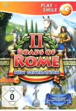 Roads of Rome: New Generation 2 Cover