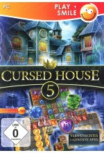 Cursed House 5 Cover