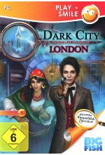 Dark City - London Cover