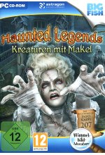 Haunted Legends - Kreaturen mit Makel Cover