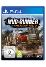 Spintires - MudRunner: American Wilds Cover