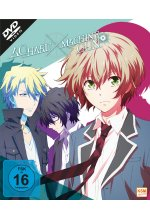 Aoharu x Machinegun - Volume 1: Episode 01-04 DVD-Cover