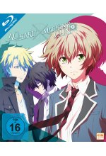 Aoharu x Machinegun - Volume 1: Episode 01-04 Blu-ray-Cover