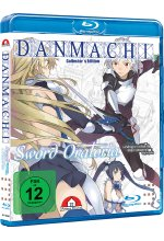DanMachi - Sword Oratoria - Blu-ray 3 (Limited Collector's Edition) Blu-ray-Cover