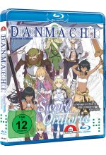 DanMachi - Sword Oratoria - Blu-ray 4 (Limited Collector's Edition) Blu-ray-Cover