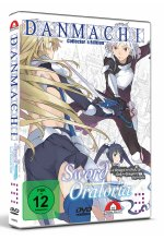 DanMachi - Sword Oratoria - DVD 3 (Limited Collector's Edition) DVD-Cover