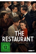 The Restaurant - Staffel 1  [4 DVDs] DVD-Cover