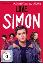 Love, Simon DVD-Cover