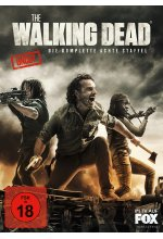 The Walking Dead - Die komplette achte Staffel - Uncut  [6 DVDs] DVD-Cover