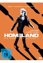 Homeland - Season 7  [4 DVDs] DVD-Cover