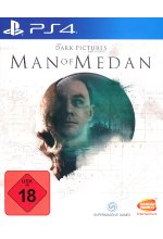 The Dark Pictures Anthology - Man of Medan Cover