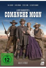 Comanche Moon - Alle 3 Teile  [2 DVDs] DVD-Cover