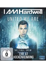 Hardwell - United We Are Blu-ray-Cover