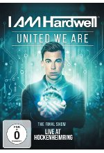 Hardwell - United We Are DVD-Cover