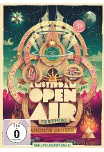 Amsterdam Open Air Festival DVD-Cover