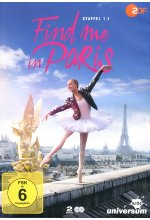 Find me in Paris - Staffel 1.1  [2 DVDs] DVD-Cover