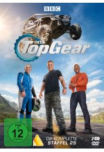 Top Gear - Die komplette Staffel 25  [2 DVDs] DVD-Cover