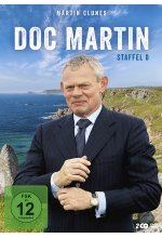 Doc Martin - Staffel 8  [2 DVDs] DVD-Cover