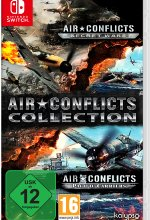 Air Conflicts: Double Pack (Secret Wars + Pacific Carriers) Cover