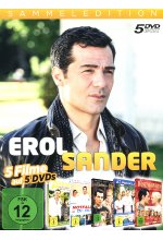 Erol Sander - Sammeledition  [5 DVDs] DVD-Cover
