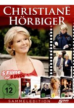 Christiane Hörbiger - Sammeledition  [5 DVDs] DVD-Cover