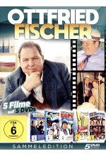 Ottfried Fischer - Sammeledition  [5 DVDs] DVD-Cover