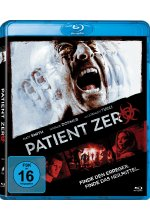 Patient Zero Blu-ray-Cover