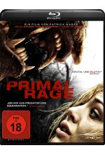 Primal Rage Blu-ray-Cover