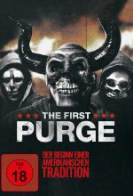 The First Purge DVD-Cover