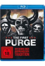 The First Purge Blu-ray-Cover
