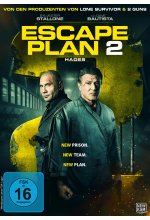 Escape Plan 2 - Hades DVD-Cover