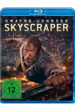 Skyscraper Blu-ray-Cover
