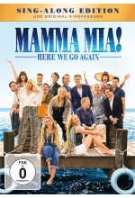 Mamma Mia! Here We Go Again - Sing-Along Edition DVD-Cover