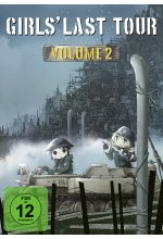 Girls' Last Tour - Vol. 2 DVD-Cover