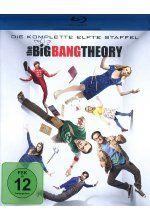 The Big Bang Theory - Staffel 11  [2 BRs] Blu-ray-Cover