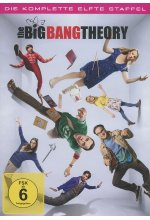 The Big Bang Theory - Staffel 11  [2 DVDs] DVD-Cover