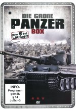 Die Grosse Panzer Box  [3 DVDs] DVD-Cover