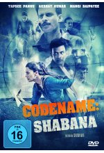 Codename: Shabana DVD-Cover