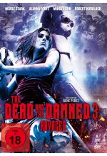 The Dead and the Damned 3: Ravaged DVD-Cover