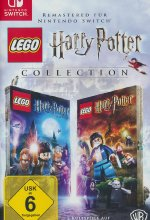 Lego Harry Potter Collection (Die Jahre 1-4 & Die Jahre 5-7) Cover