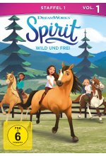 Spirit - Wild und Frei - Staffel 1 Vol. 2 DVD-Cover