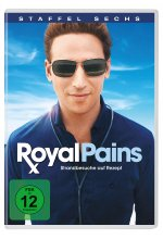 Royal Pains - Staffel 6  [3 DVDs] DVD-Cover