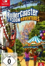 Rollercoaster Tycoon Adventures Cover
