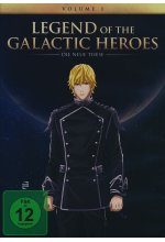 Legend of the Galactic Heroes: Die Neue These Vol.1 DVD-Cover