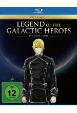 Legend of the Galactic Heroes: Die Neue These Vol.1 Blu-ray-Cover