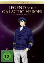 Legend of the Galactic Heroes: Die Neue These Vol.2 DVD-Cover