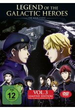 Legend of the Galactic Heroes: Die Neue These Vol.3 + Sammelschuber  [LE] DVD-Cover