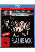 Flashback - Mörderische Ferien - Director's Cut Blu-ray-Cover