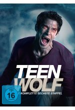 Teen Wolf - Staffel 6  [7 DVDs] DVD-Cover